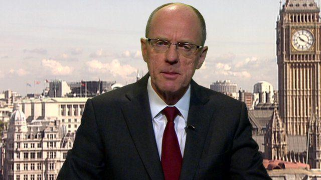 Nick Gibb MP, Schools Minister