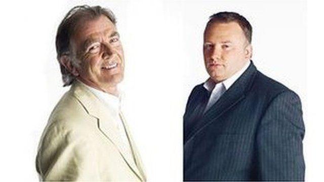 Anderson and Nolan