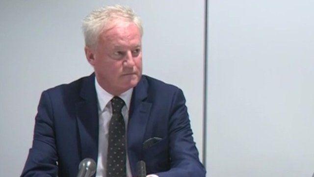 Martin Kimber, chief executive of Rotherham Borough Council