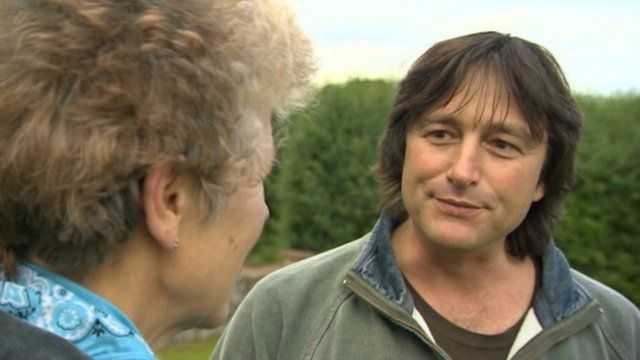 Denise Walton talks to James Swift