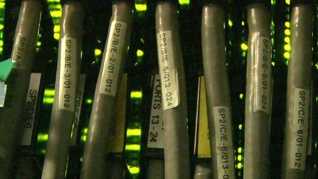 Broadband wires