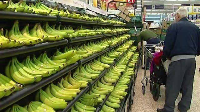 Tesco shoppers