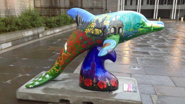 Aberdeen 'Wild Dolphin'