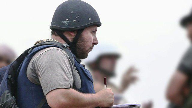 US journalist Steven Sotloff