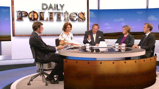Daily Politics panel reviews PMQs