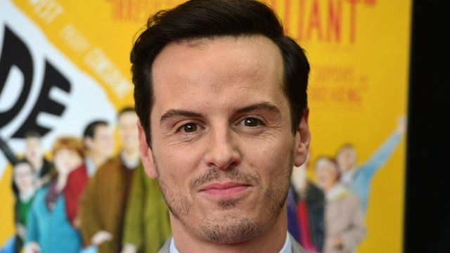 Andrew Scott attends the UK premiere of his film, Pride