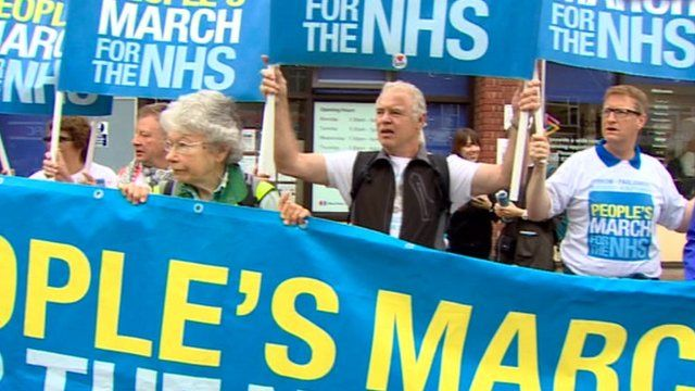 The People's March for the NHS