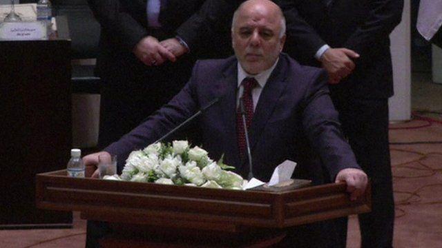 Haidar al-Abadi, Iraqi PM