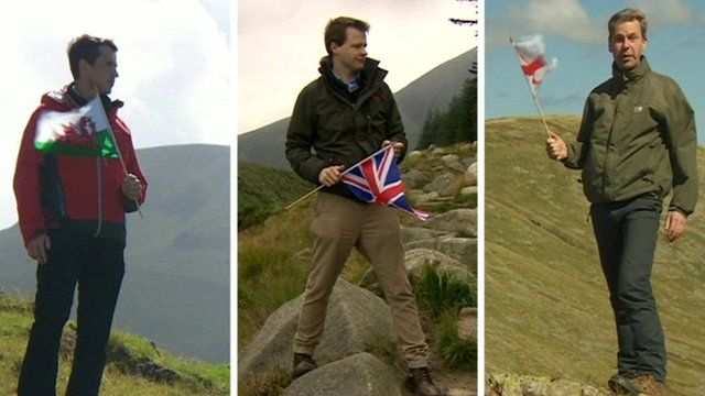 Reporters in Wales, Northern Ireland and Wales