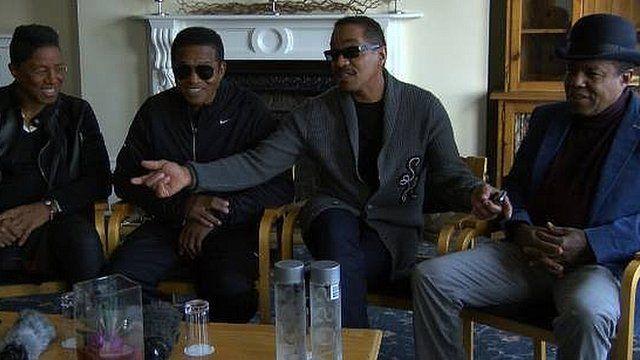 Jacksons 'excited' ahead of IoM gig