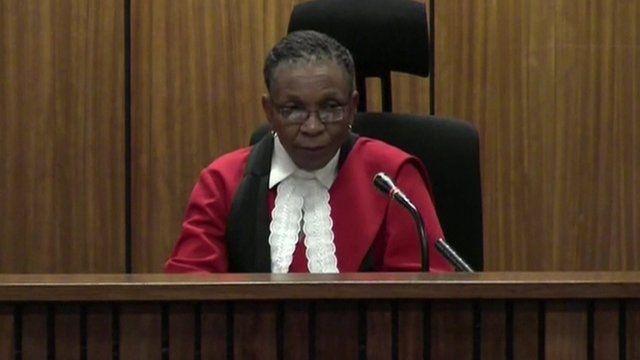 Judge Thokozile Masipa