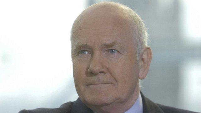 Former Scottish Secretary Lord Reid