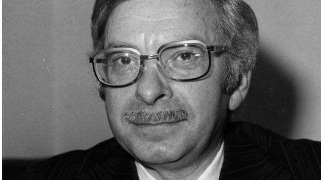Joel Barnett, now Lord Barnett