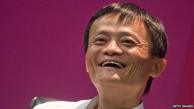 Jack Ma, Alibaba Group founder and chairman