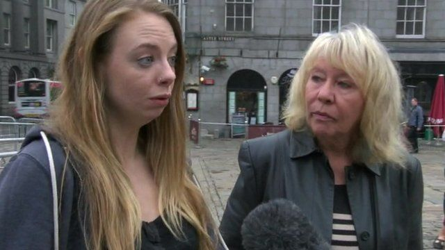 Voters in Aberdeen