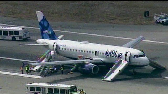 JetBlue A-320 flight 1416