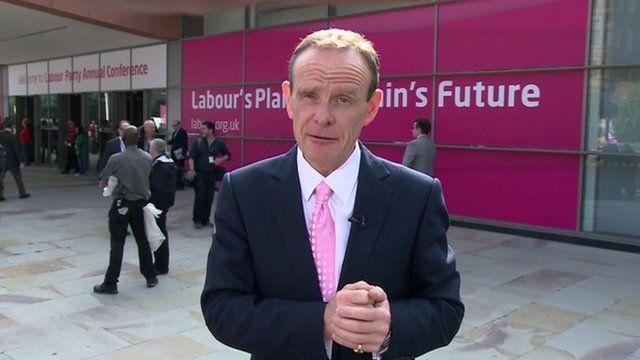 The BBC's Norman Smith