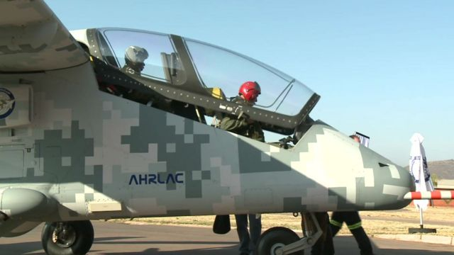 Advanced High-Performance Reconnaissance Light Aircraft (Ahrlac)
