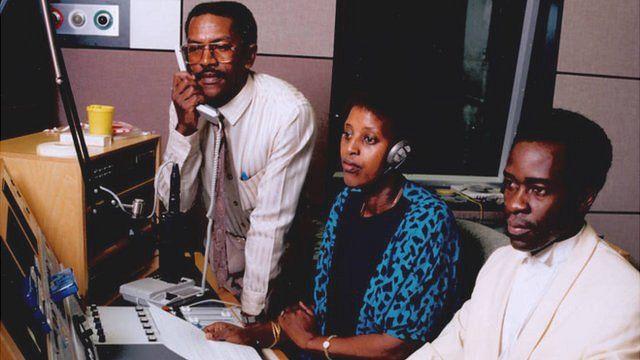BBC Great Lakes Service staff