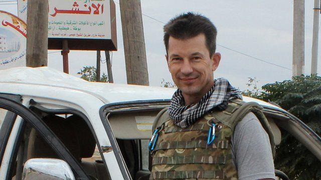 British photographer John Cantlie