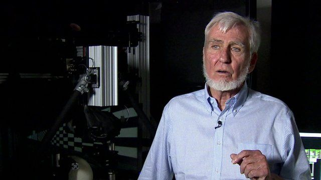 Professor John O'Keefe