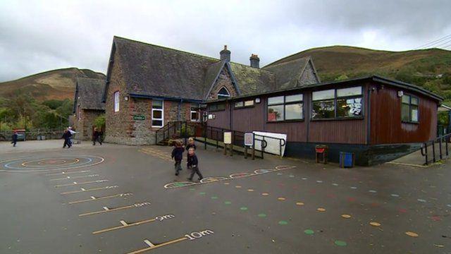 Stiperstones primary school