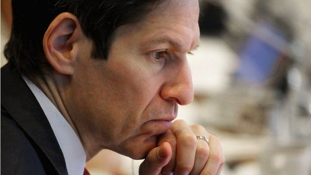 U.S. Centers for Disease Control and Prevention Director Thomas Frieden