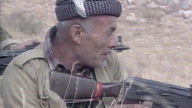 Turkey/Kurdish fighting
