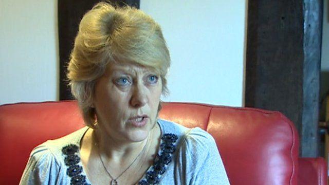 Julie Barratt, director of the Chartered Institute of Environmental Health