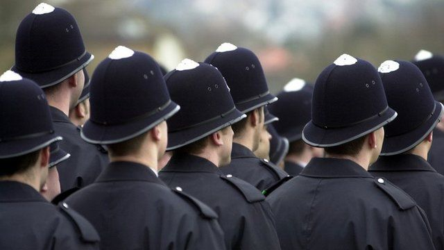 Police officers - generic image