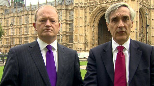 Simon Danczuk and John Redwood