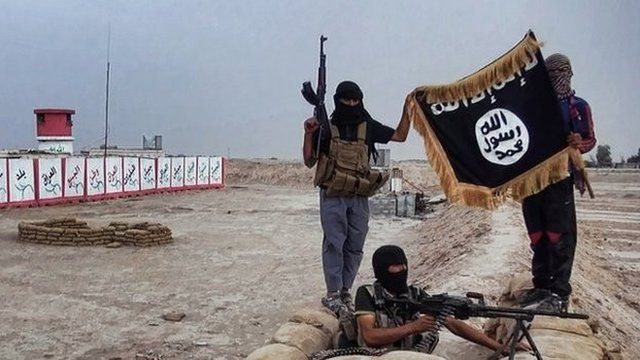 Islamic State has seized large areas of Iraq and Syria in recent months