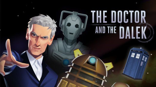 Poster for The Doctor and the Dalek