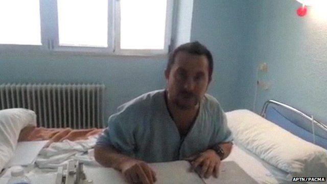Javier Limon, Teresa Romero's husband