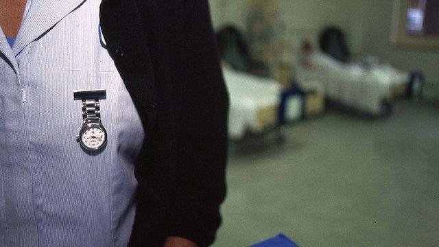 An anonymous nurse