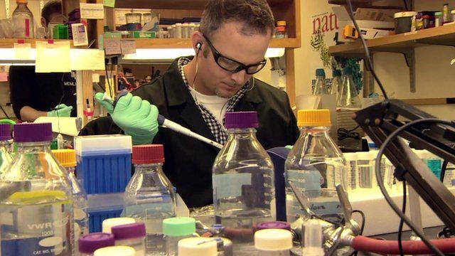 Ebola vaccine researcher