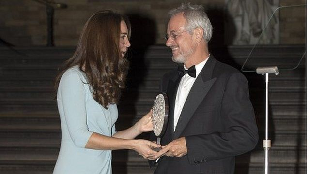 The Duchess of Cambridge and Michael Nichols