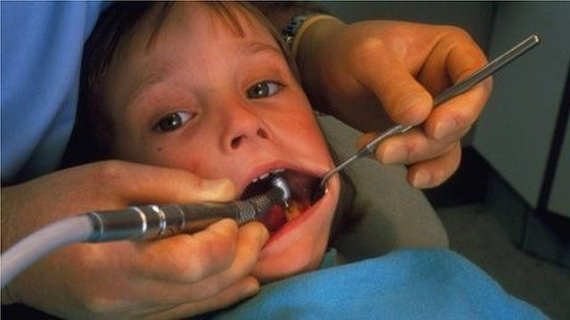 A recent Public Health England survey found that 12% of three-year-olds had suffered from rotten teeth.
