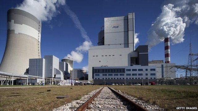 Poland, heavily reliant on coal, fears the cost of lower CO2 emissions will harm its economy