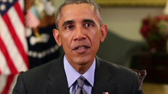 President Obama in White House video