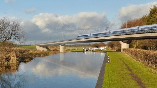 """Plans for """"HS3"""" were analysed by Sir David Higgins, the man in charge of the HS2 project"""