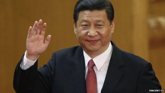 China's President Xi