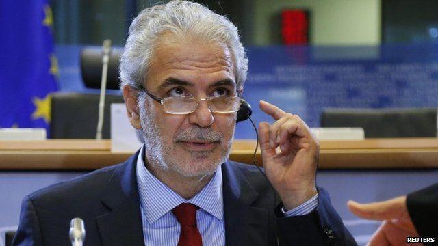 Humanitarian Aid and Crisis Management European Commissioner-designate Christos Stylianides