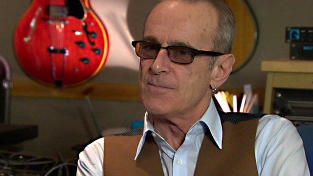 Francis Rossi, co-founder of band Status Quo