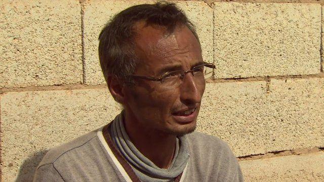 Kobane resident