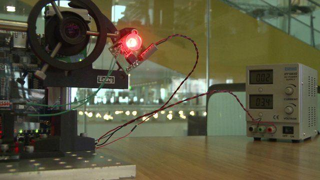 Massachusetts Institute of Technology (MIT) Media Lab camera