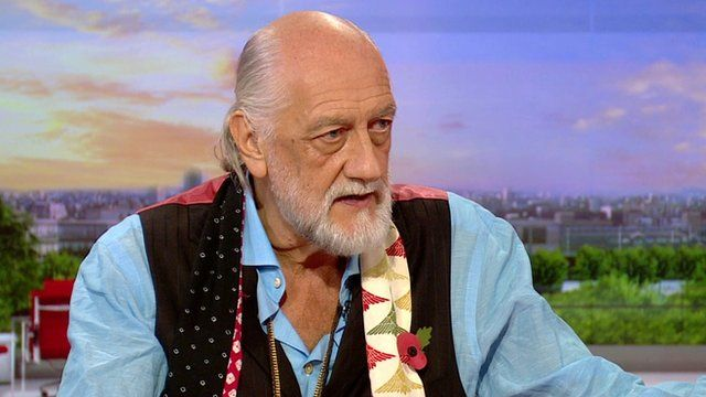 mick fleetwood sick