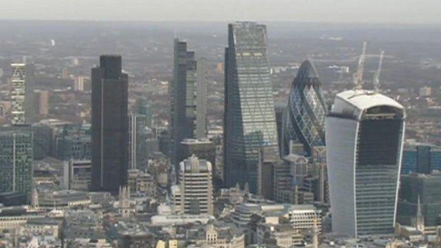 London's skyscrapers