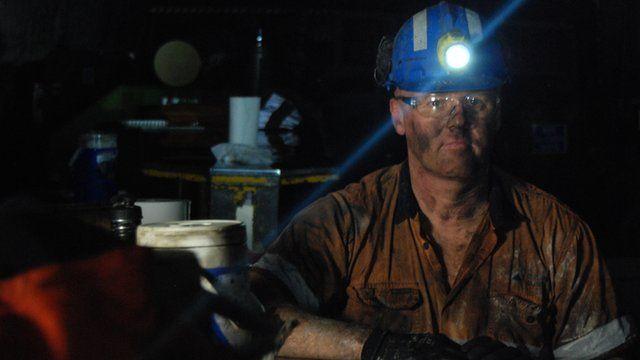 Michael Cowan, Australian miner