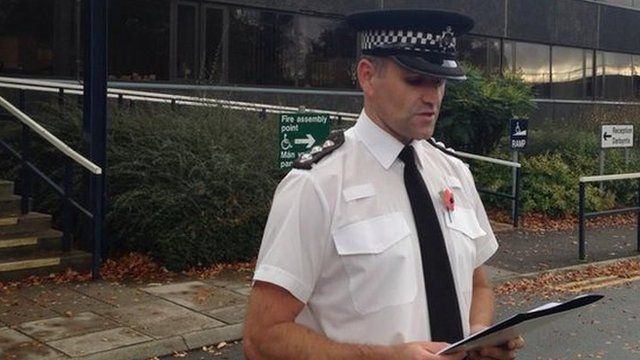 Ch Insp Paul Staniforth of Gwent Police said investigations are continuing
